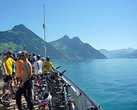 Von Basel bis Lugano und bis Konstanz